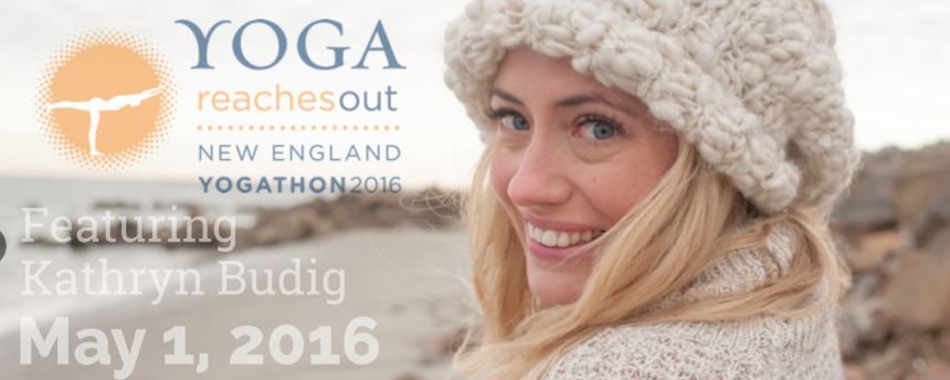 Yoga Reaches Out - New England 2016